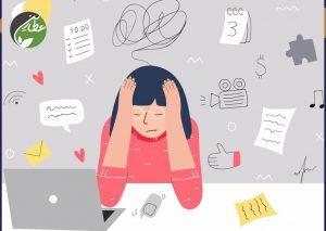 کاهش استرس روازنه