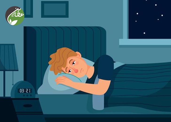 چطور با کاهش استرس روزانه، شب ها بهتر بخوابیم؟