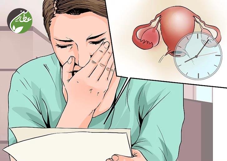 چطور کیست تخمدان را به طور طبیعی درمان کنیم؟