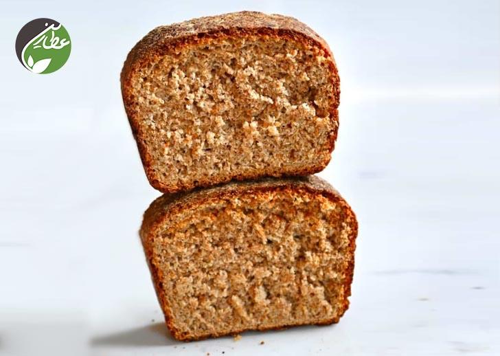 طرز تهیه نان گندم در خانه (ساده و خوشمزه)