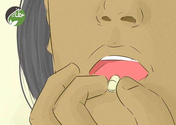 مصرف قرص برای کیست تخمدان