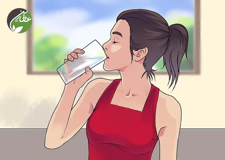 آب بنوشید