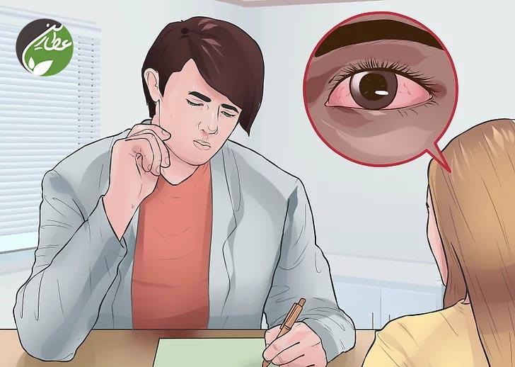 جلوگیری از بیماری های چشم
