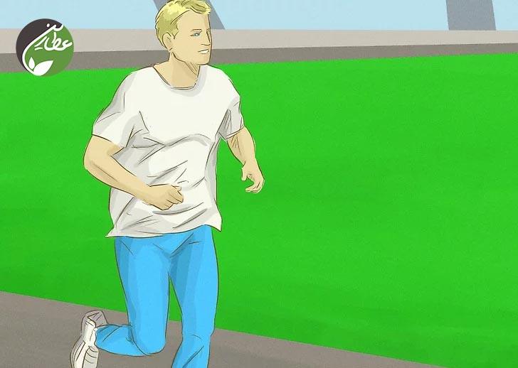 خنک کردن در پایان ورزش