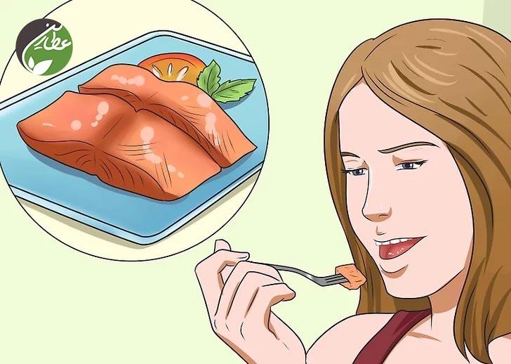 سم زدایی پوست با مصرف چربی سالم