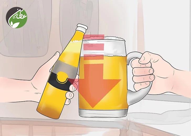پرهیز از الکل
