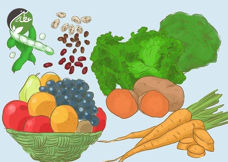 چگونه با روشهای طبیعی به سلامت قلب کمک کنیم؟ (رژیم و تغذیه)