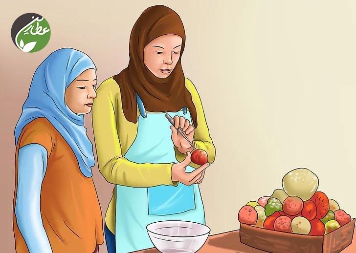 آموزش روزه گرفتن به کودک